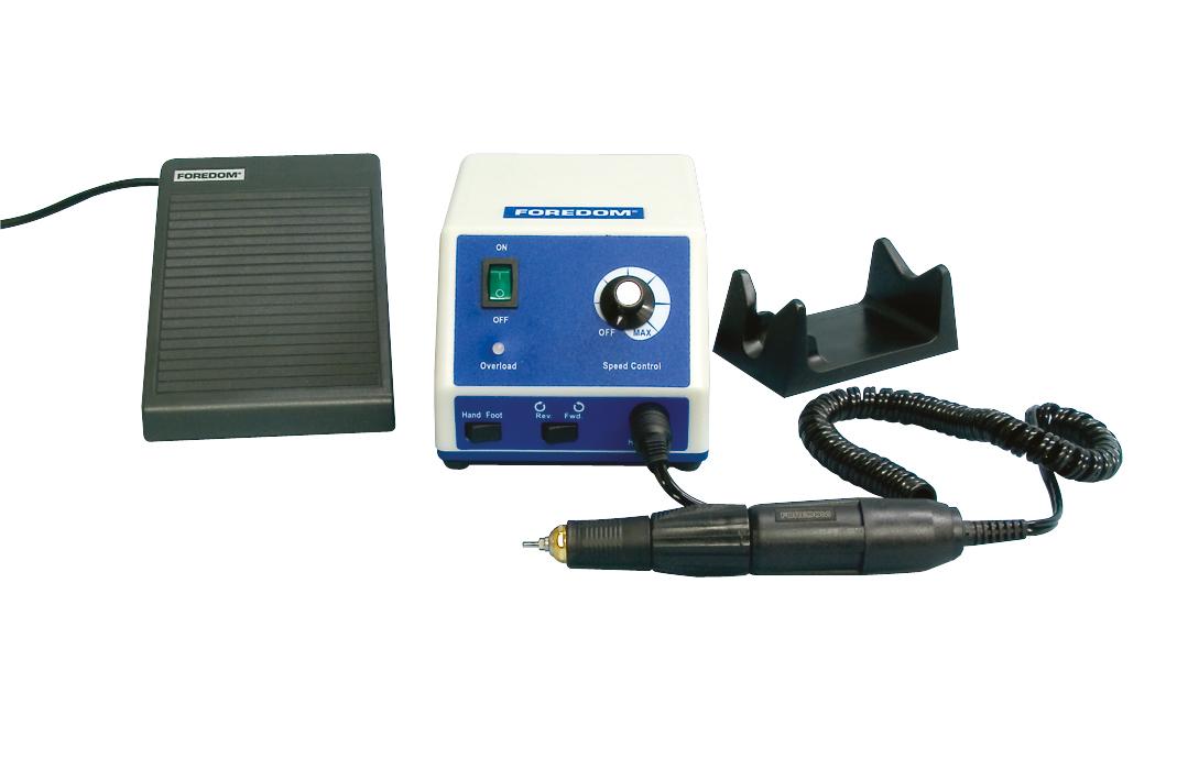 Mikromotor K.1070 mit Handstück Foredom