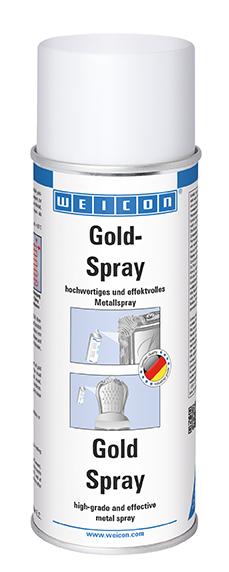 WEICON Goldspray, 400 ml