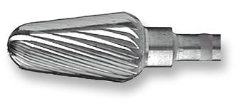 HM-Knospenfräser, feine Verzahnung Ø 6,0 mm