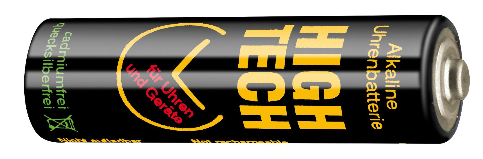 High Tech LR6 batterij