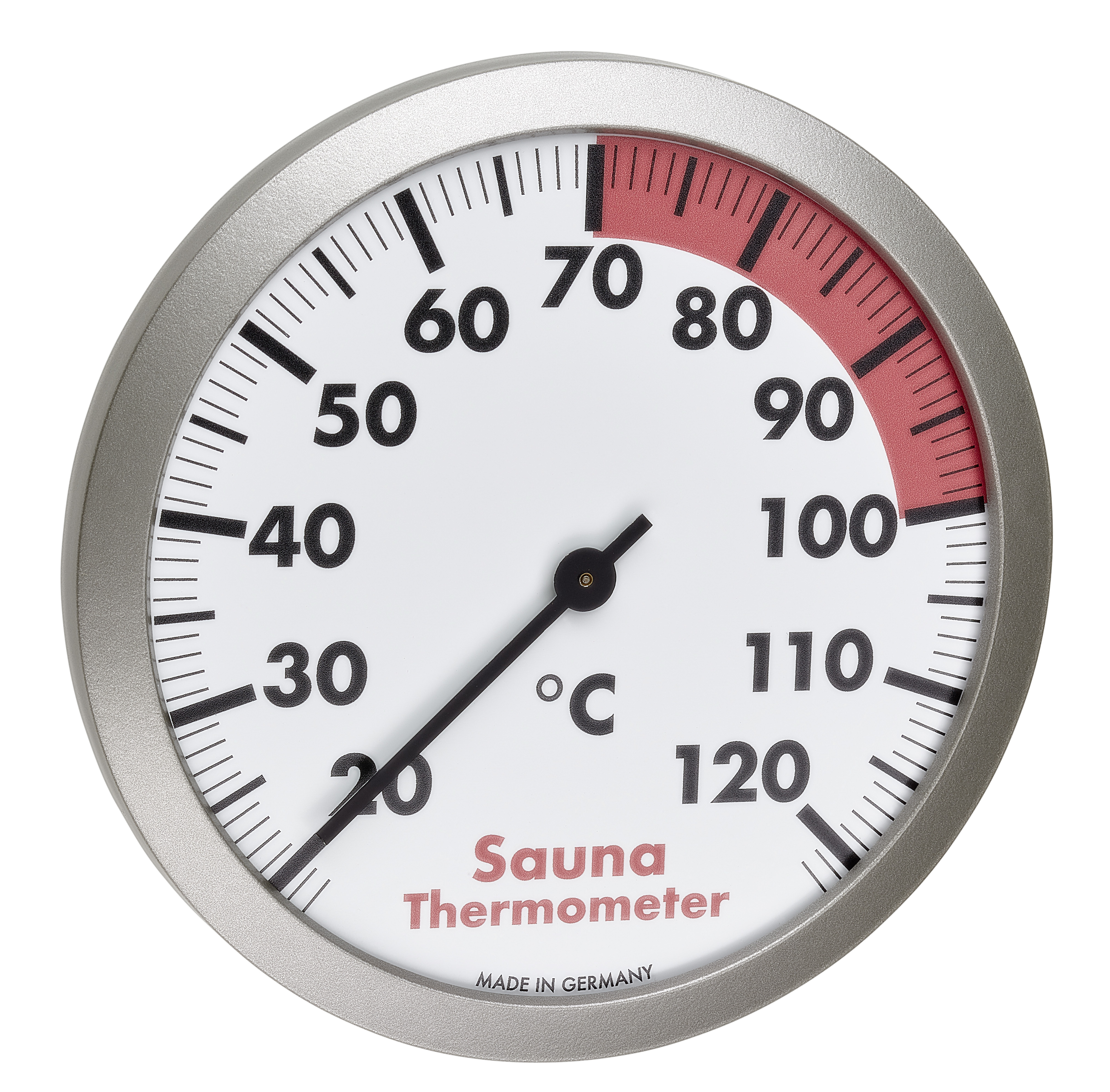 Sauna-Thermometer, Ø 120mm