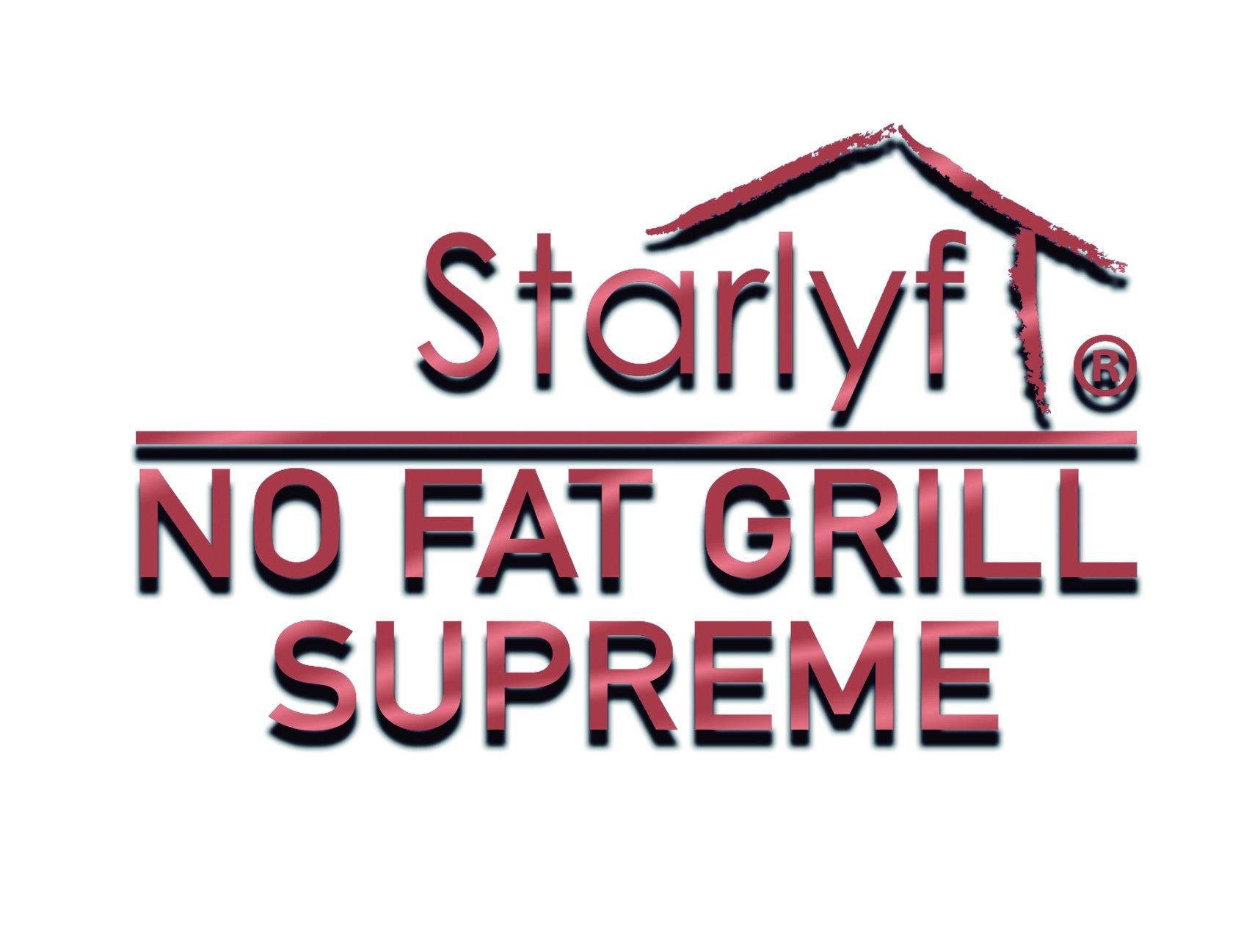 No Fat Grill - minder vet, dus gezonder - Surpreme versie