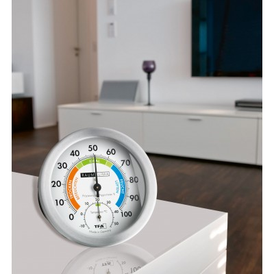 Wetterinstrumente Thermo-Hygrometer