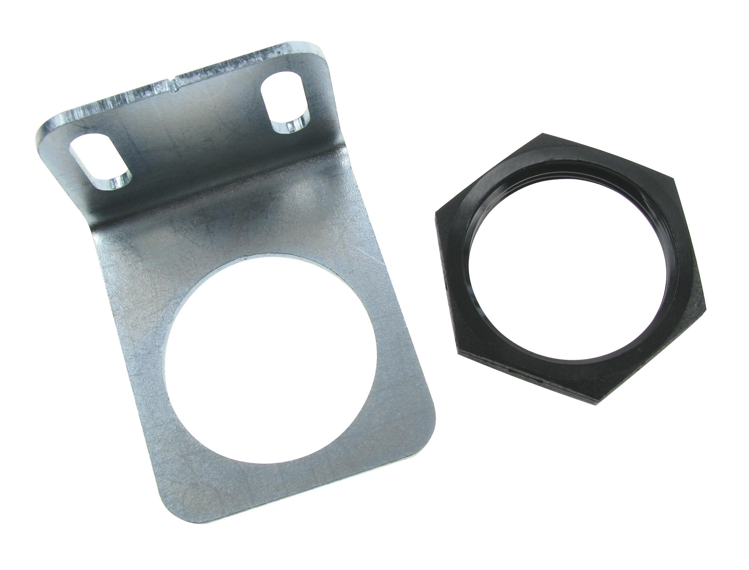 Wandhouder voor microfilter/drukregelaar