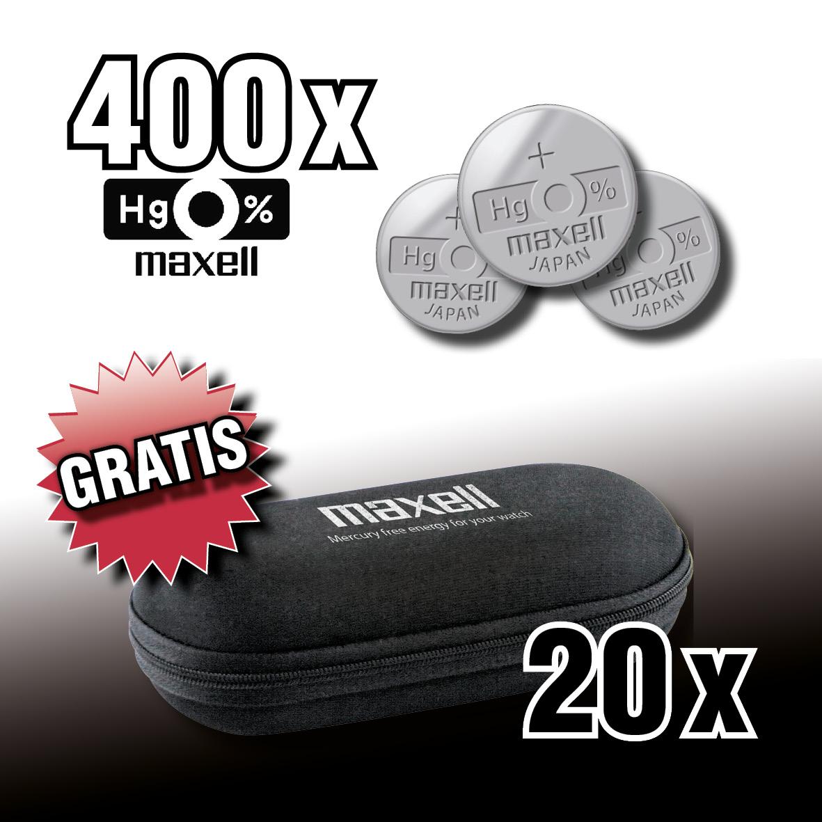 Maxell topseller-pakket