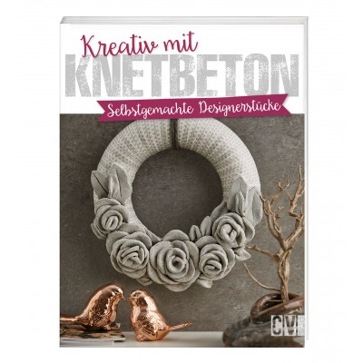 Buch Kreativ mit Knetbeton