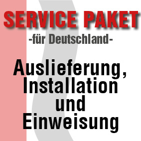 Flume Service Paket Deutschland