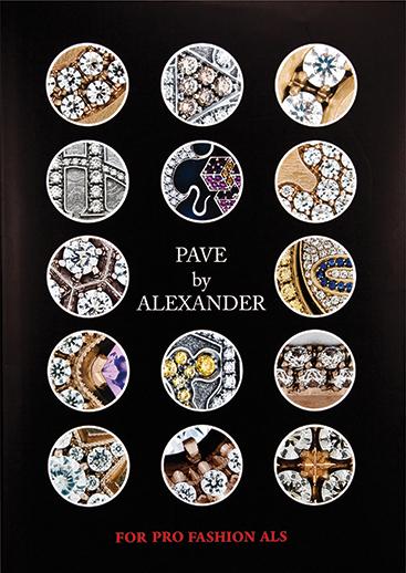 boek Pavé by Alexander