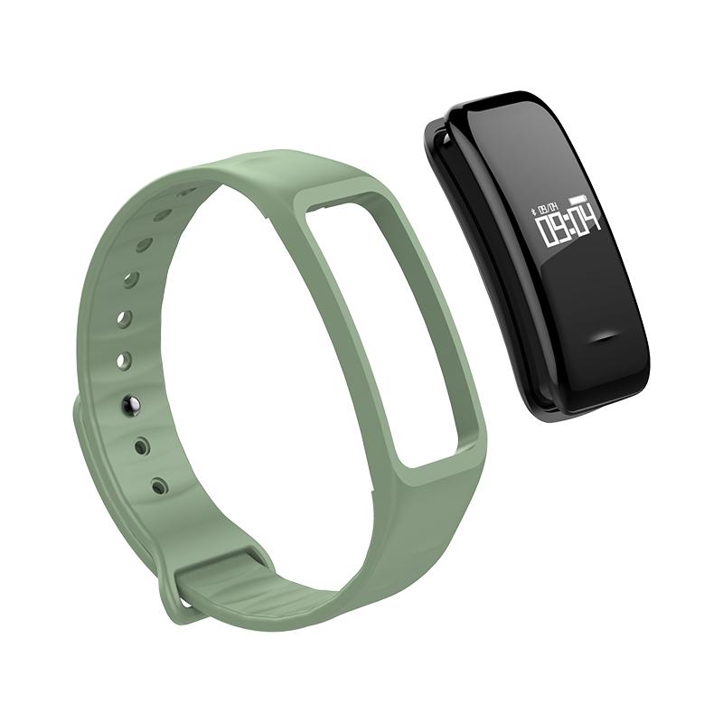 Ersatzarmband für Fitnesstracker, grün