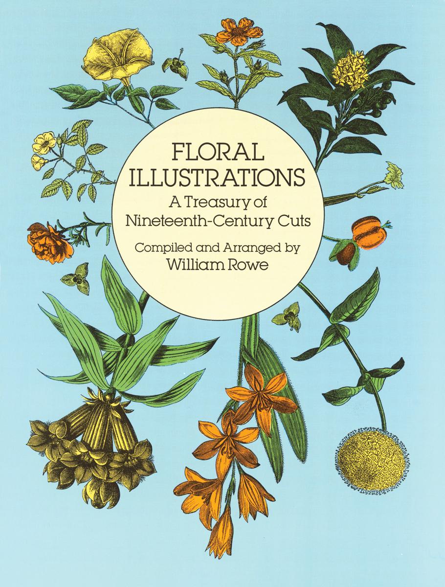boek Floral Illustrations
