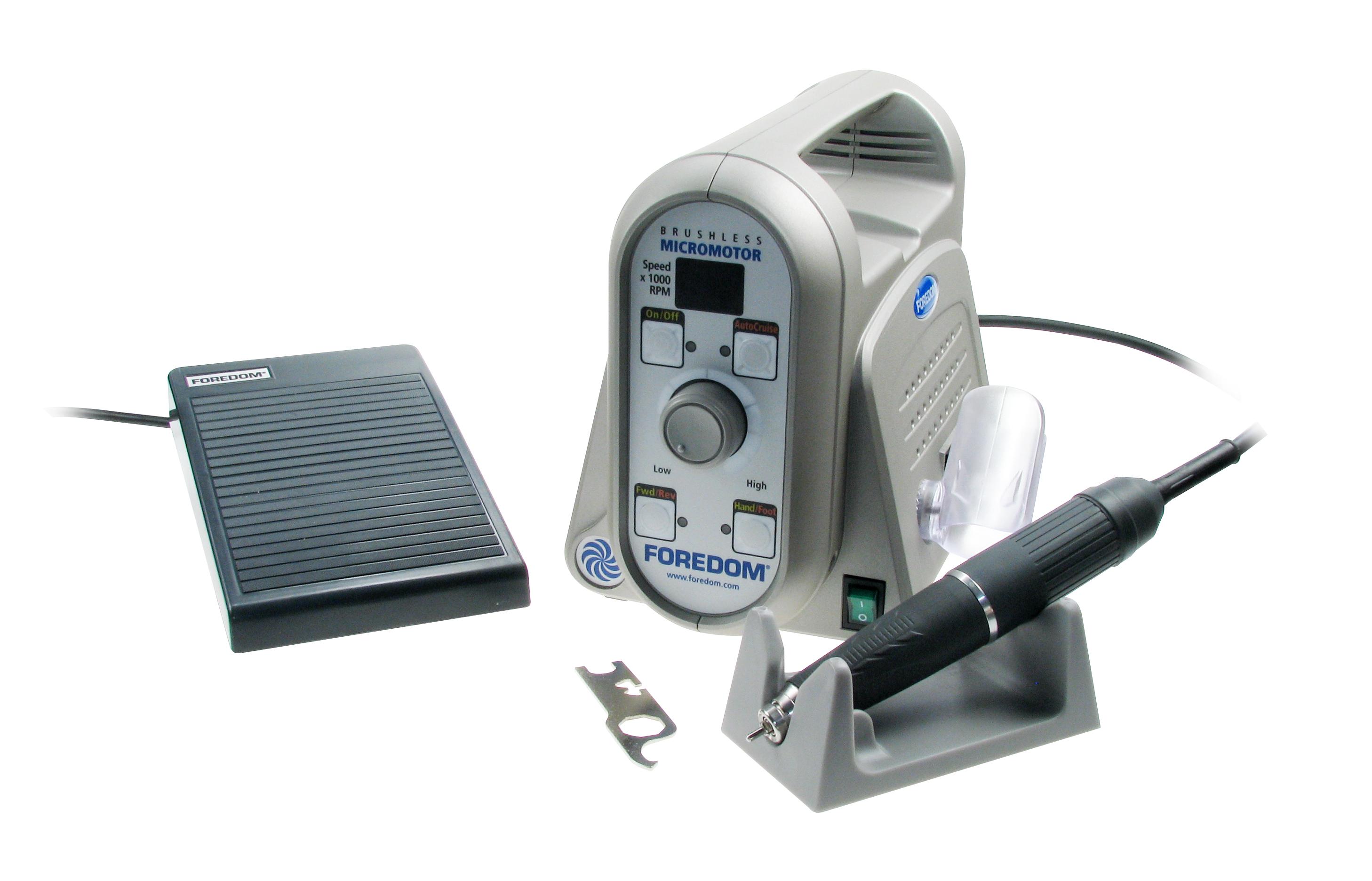 Mikromotor K1050 mit Handstück Foredom