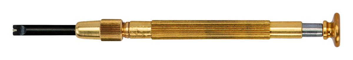 Schroevendraaier met schroefhouder 2,5mm