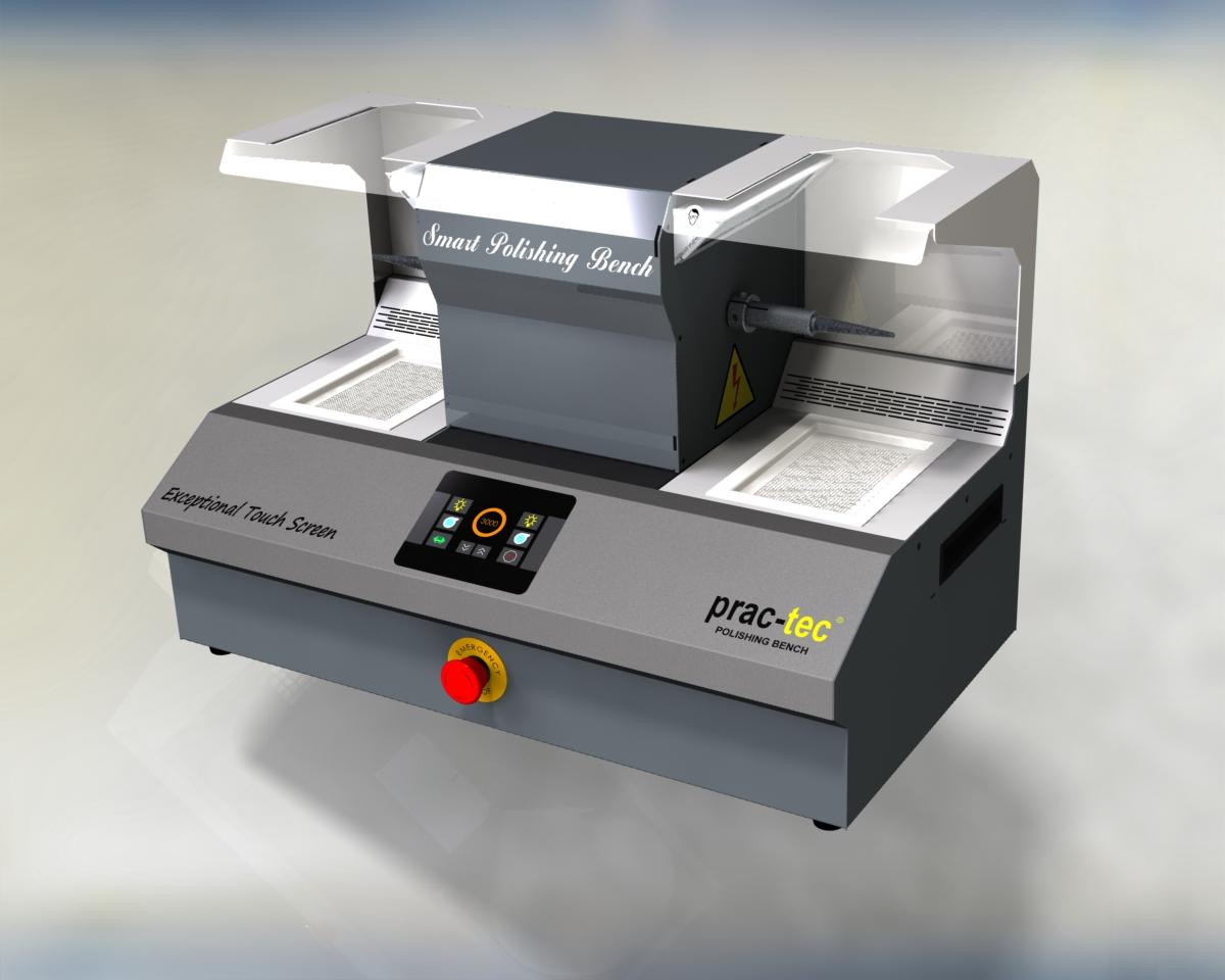 Polijstmotor Poly-Master II Smart Polishing Bench