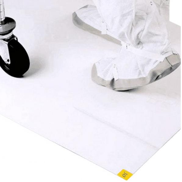stofkleefmat, 30 vel, maat ca. 66 x 114cm