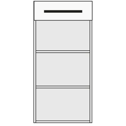 Benchalist Container Nr. 13 für Einbau Druckluft-Verkabelung