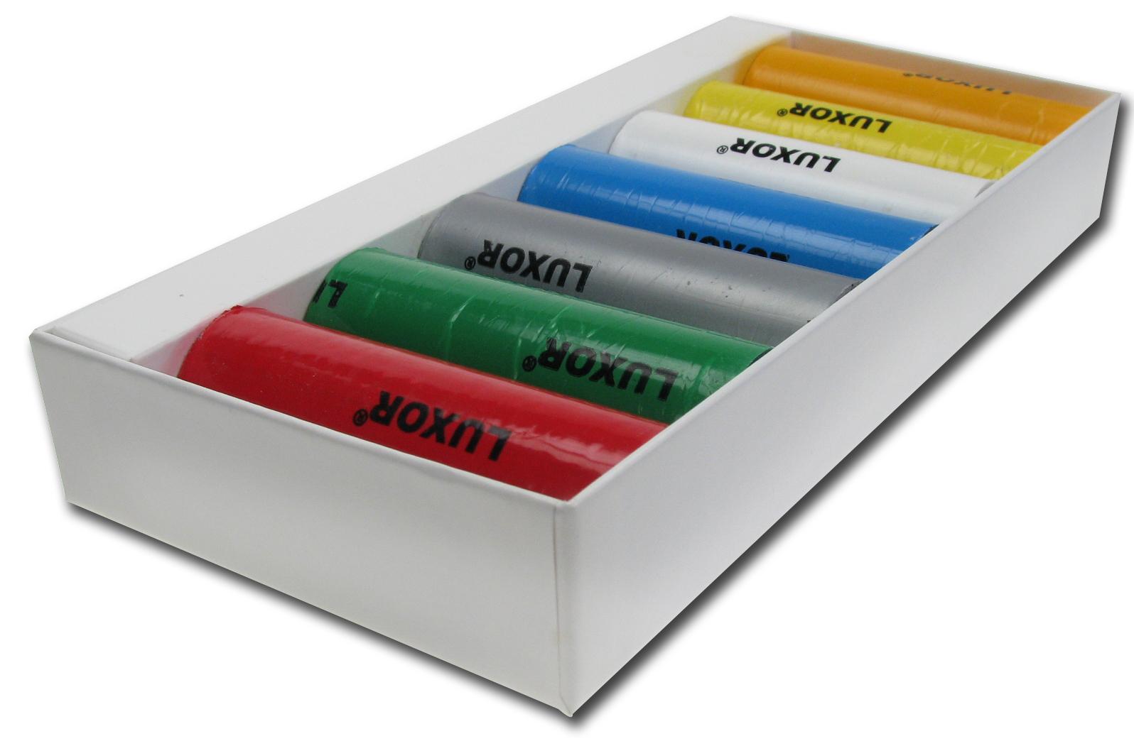 Luxbox, Luxor Polierpasten Set