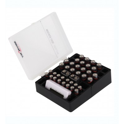 Opbergbox voor batterijen