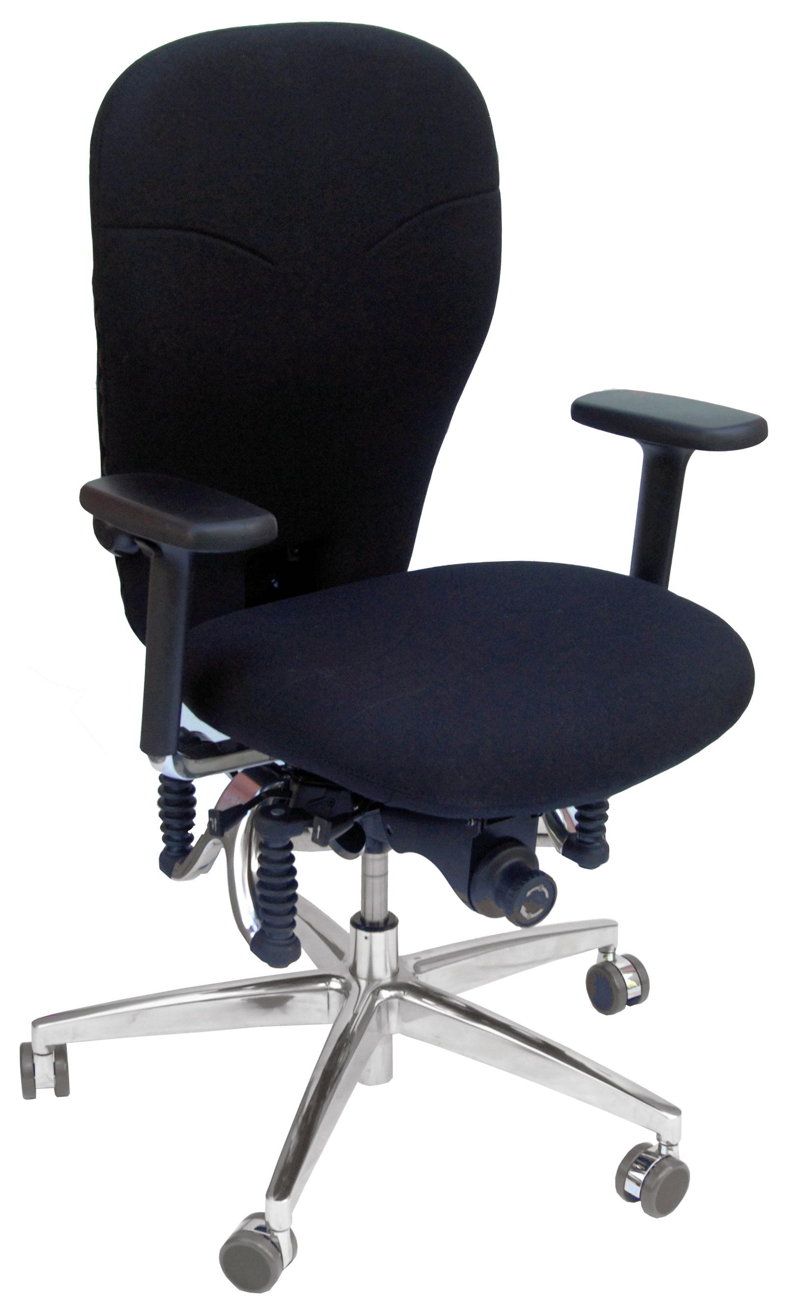 Stuhl Bioswing Balance Classic mit Synchrontechnik