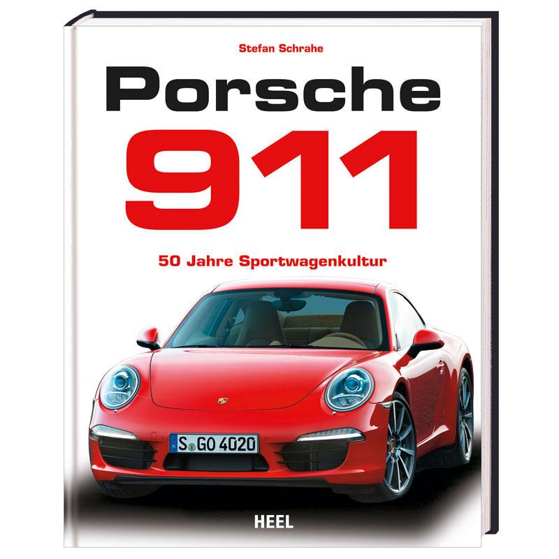 Buch Porsche 911 - 50 Jahre Sportwagenkultur