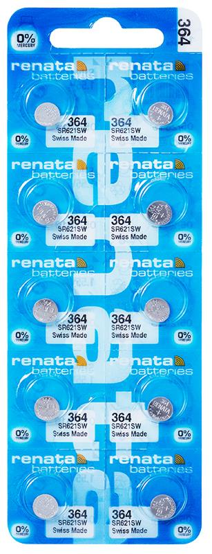 Renata 364 knoopcel multipack