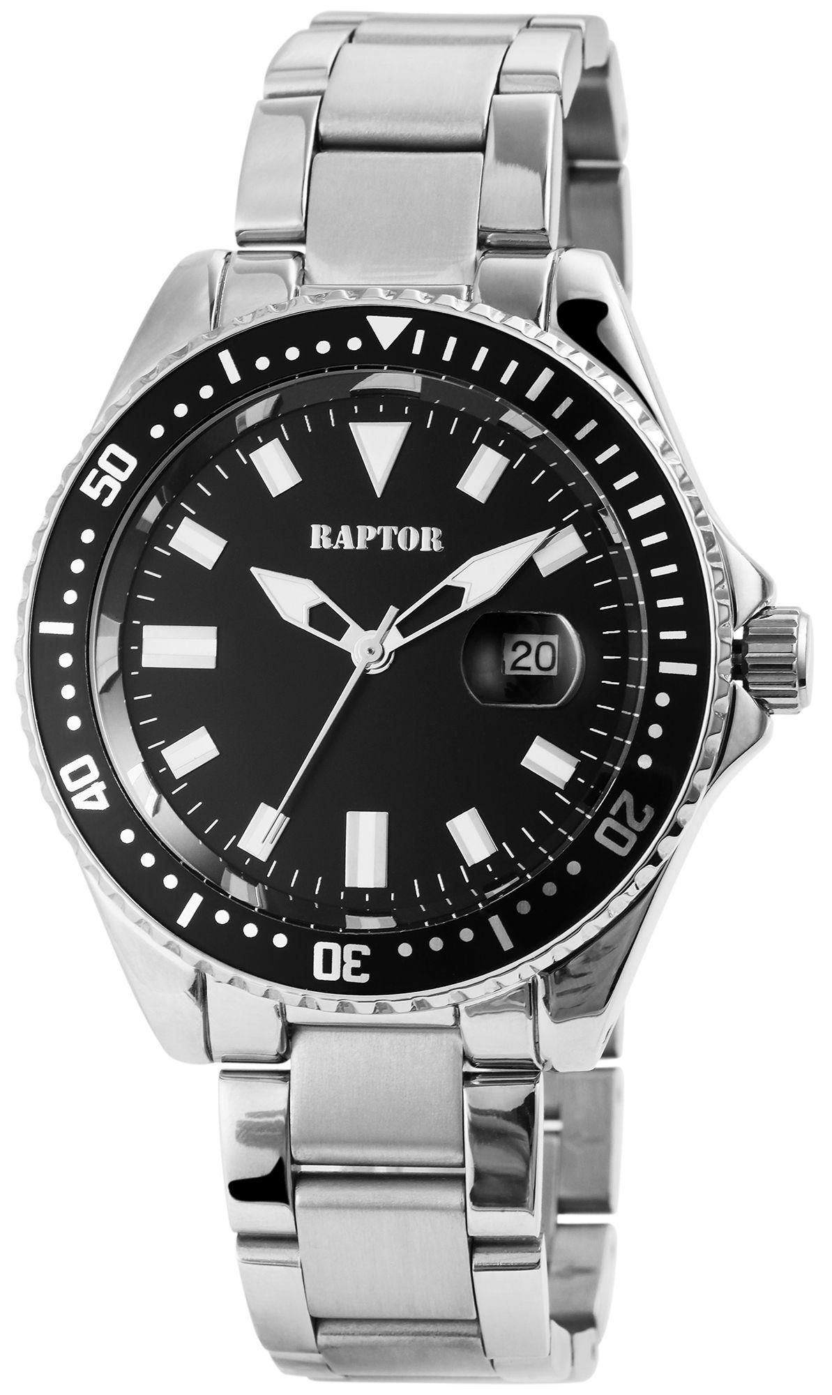 RAPTOR Herrenuhr 20233-001