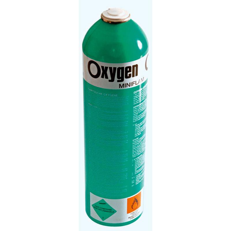 Sauerstoffflasche für Miniflam