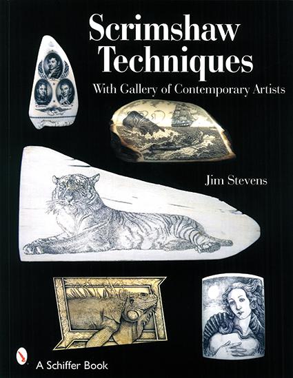 Buch Scrimshaw Techniques