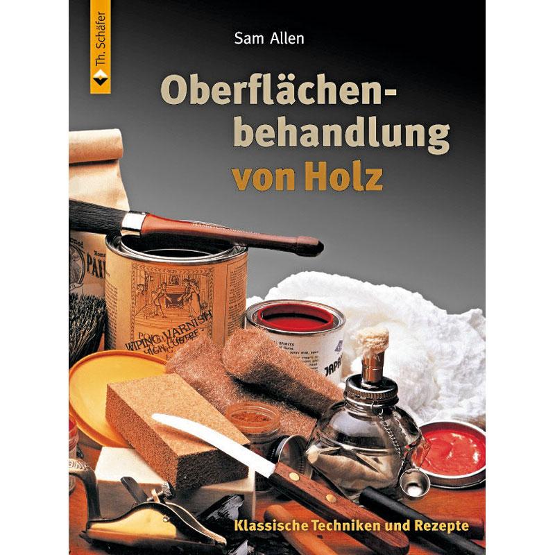 Buch Oberflächenbehandlung von Holz