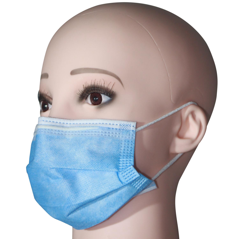 OP-Maske mit nachgewiesener Filterleistung von 99,24%