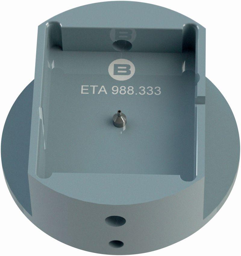 Bergeon Werkhalter 9 3/4 x 11 1/2 ETA 988.333