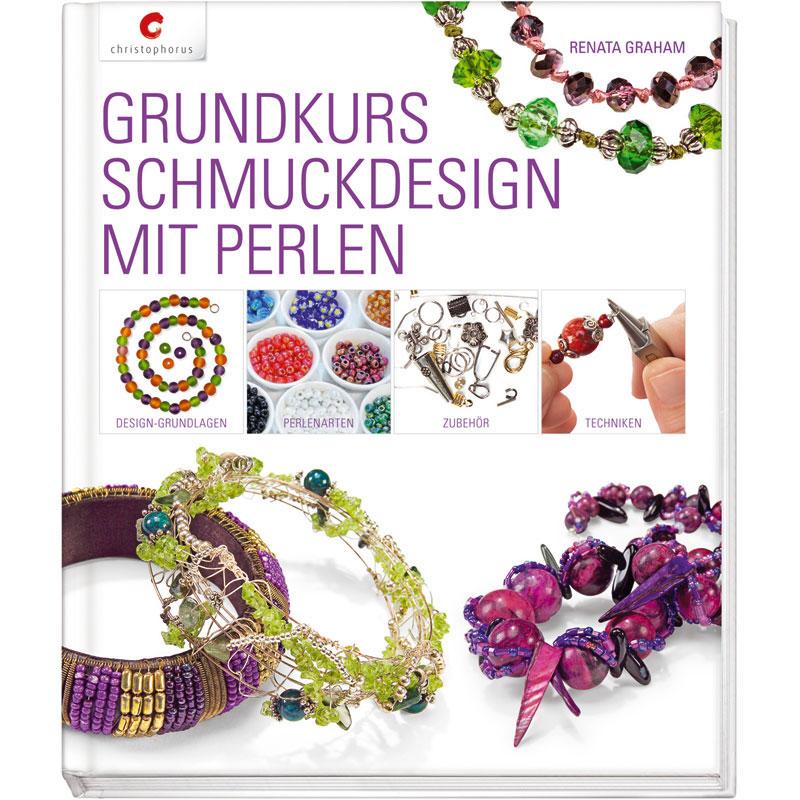 Buch Grundkurs Schmuckdesign mit Perlen