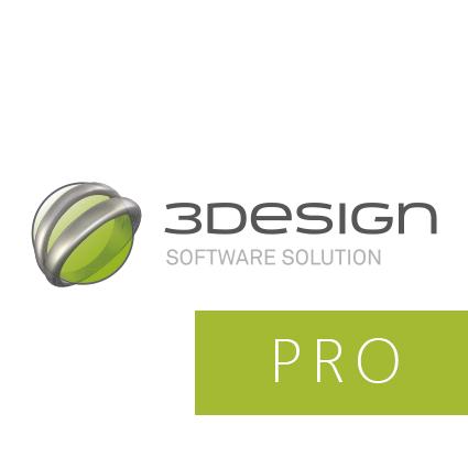 3DESIGN 3D CAD Software V10 Pro Vollversion