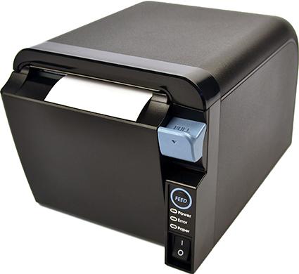Thermo printer Witschi, Bluetooth