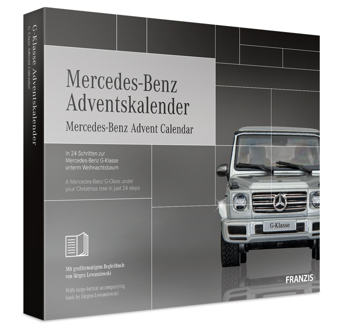 Adventkalender Mercedes Benz