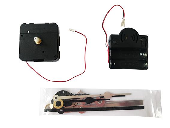 Kwarts uurwerk met geluidsmodule, ZWL 15mm