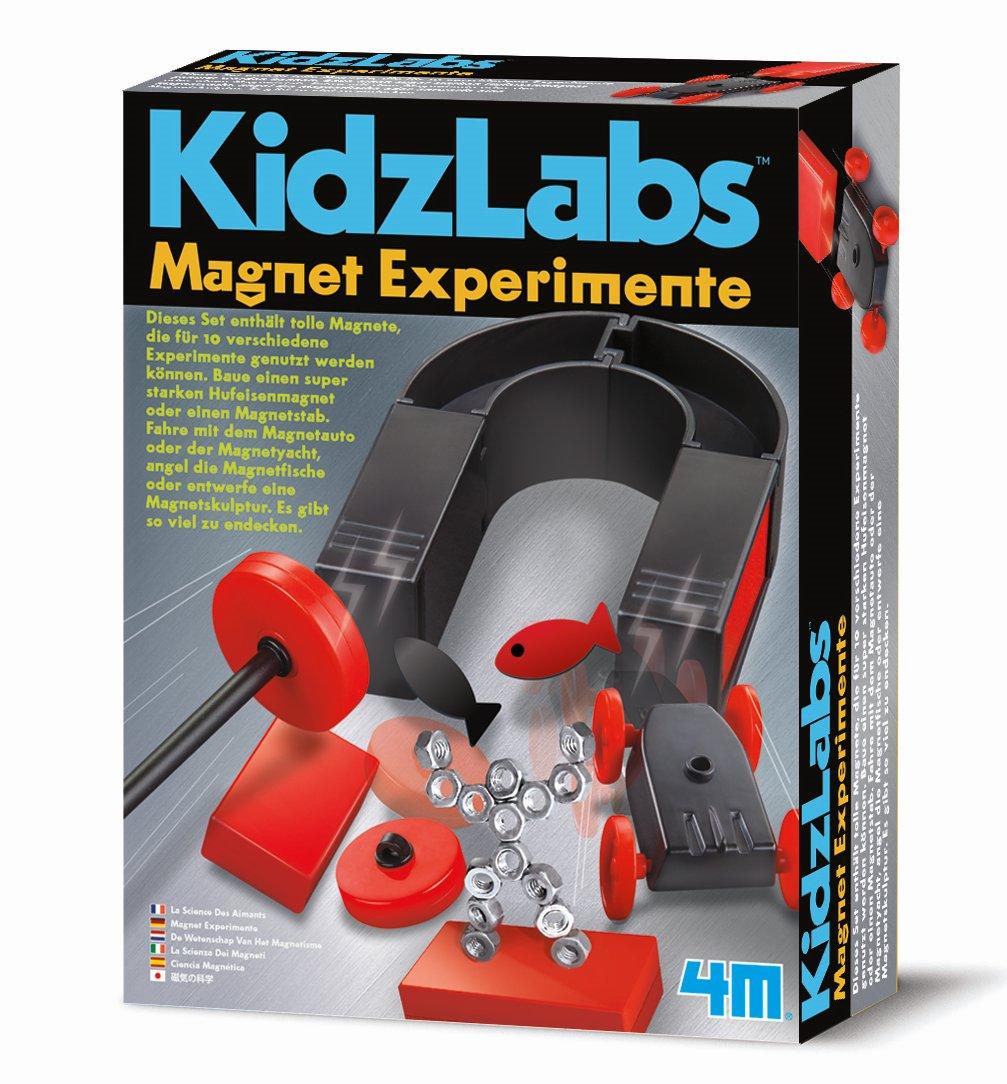 KidzLabs Magnet Experimente