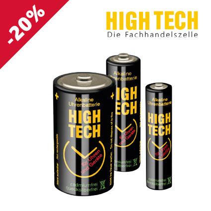 TOP 3! Het HIGH TECH Top aanbieding: Batterijpakket met 180 klokbatterijen