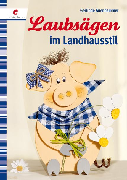 Boek: Laubsägen im Landhausstil