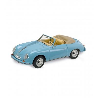 SCHUCO-Modell Porsche Cabrio 356A 1:18