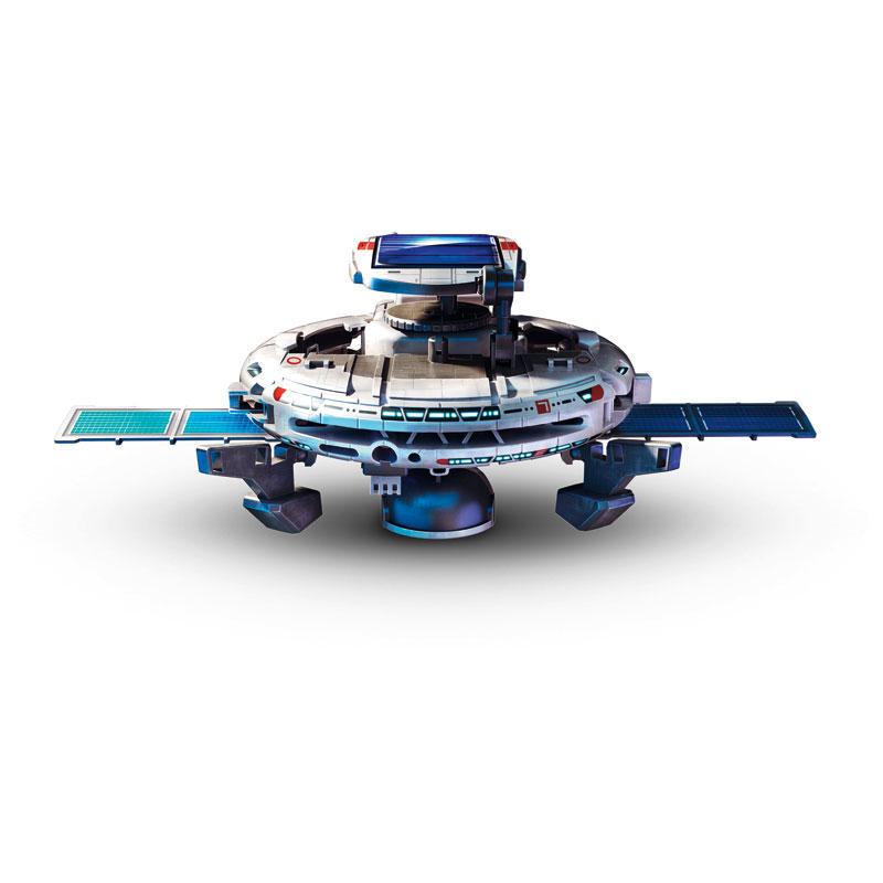 Bausatz Abenteuer Raumfahrt 7-in-1