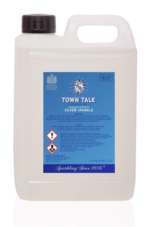 Mr Town Talk Silbertauchbad  2,5 Liter