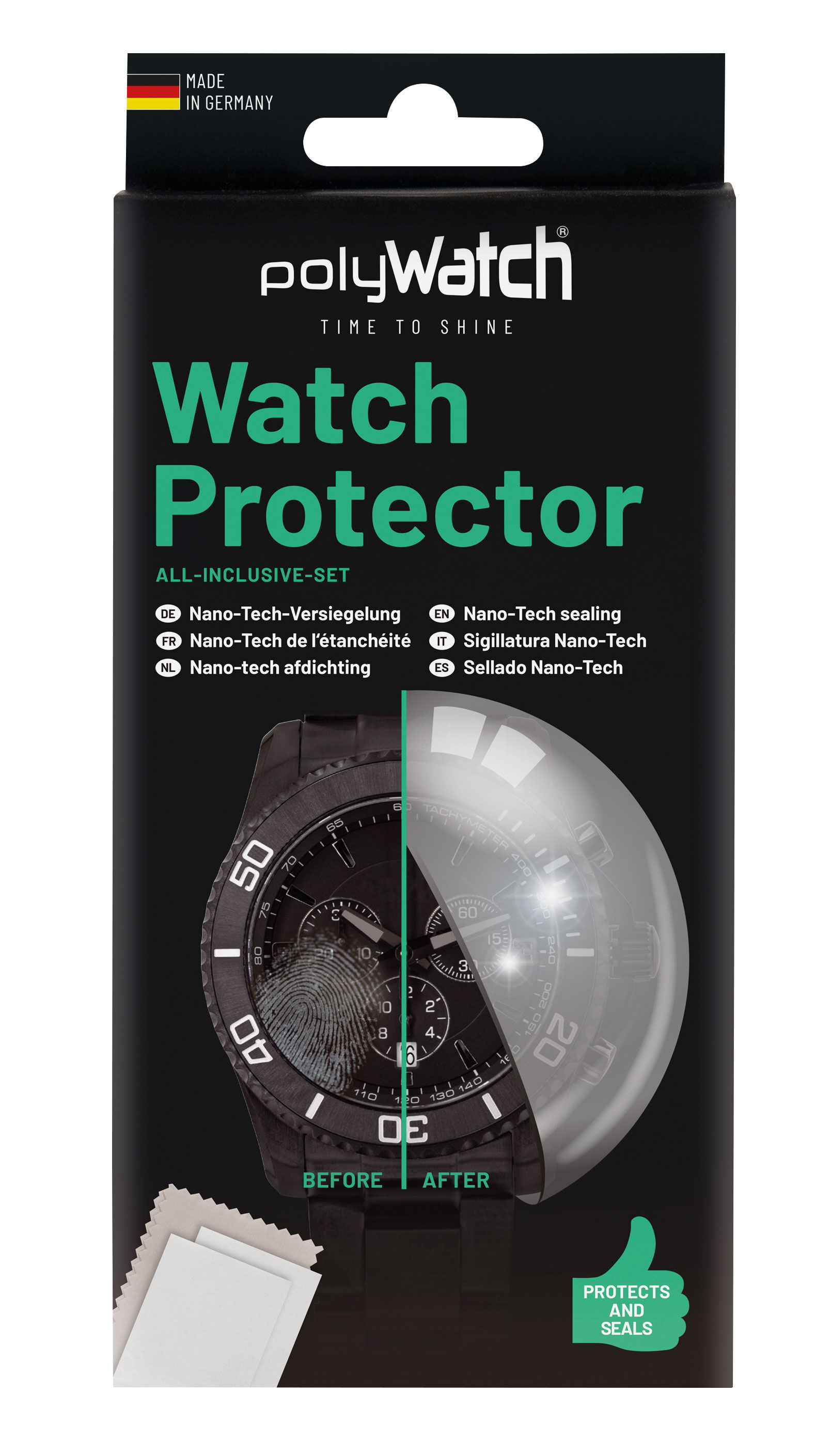 polyWatch Watch Protector