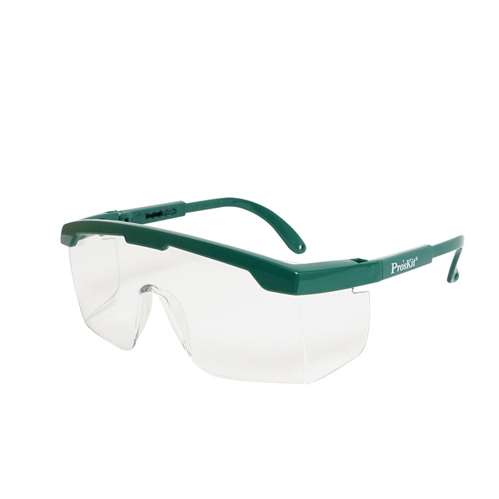 Veiligheidsbril met Uv bescherming, anti condens en is krasbestendig