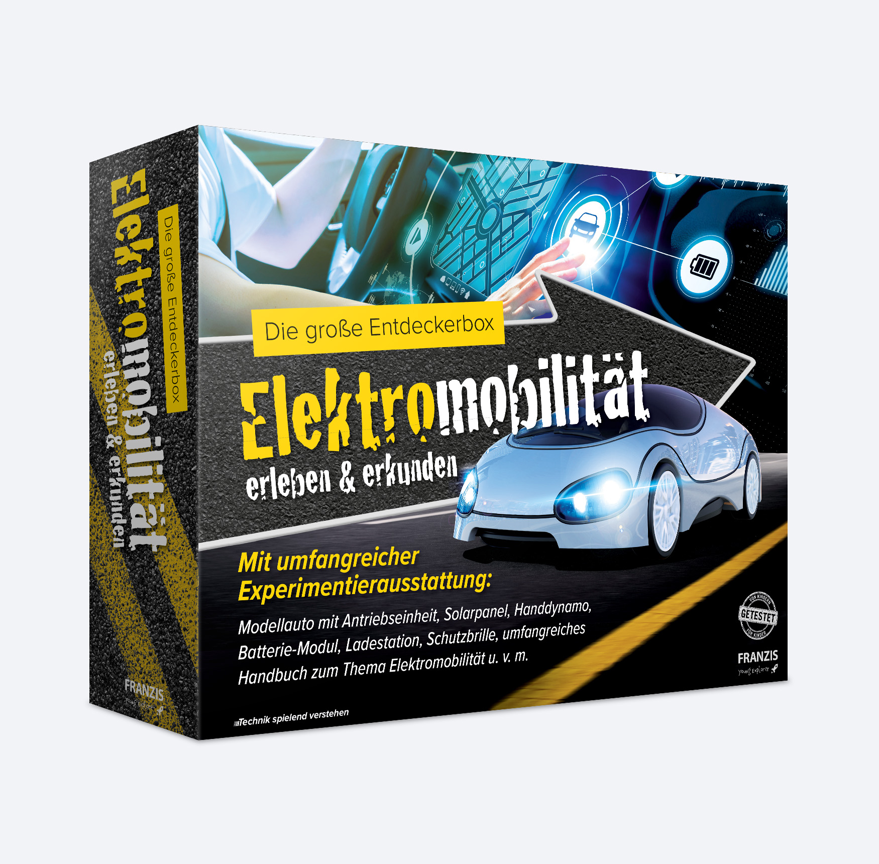 Entdeckerbox Elektromobilität
