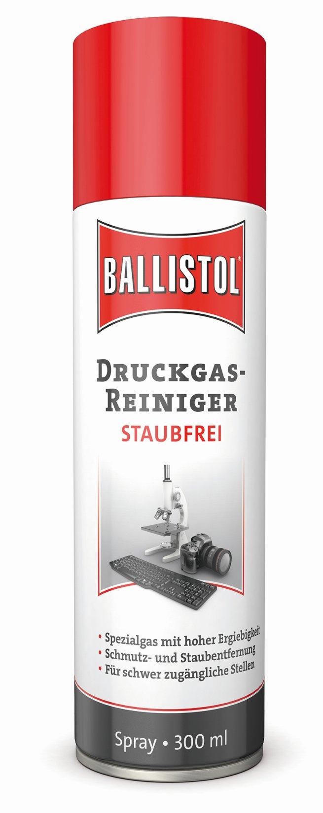 BALLISTOL Perslucht / spuitbus, 300ml