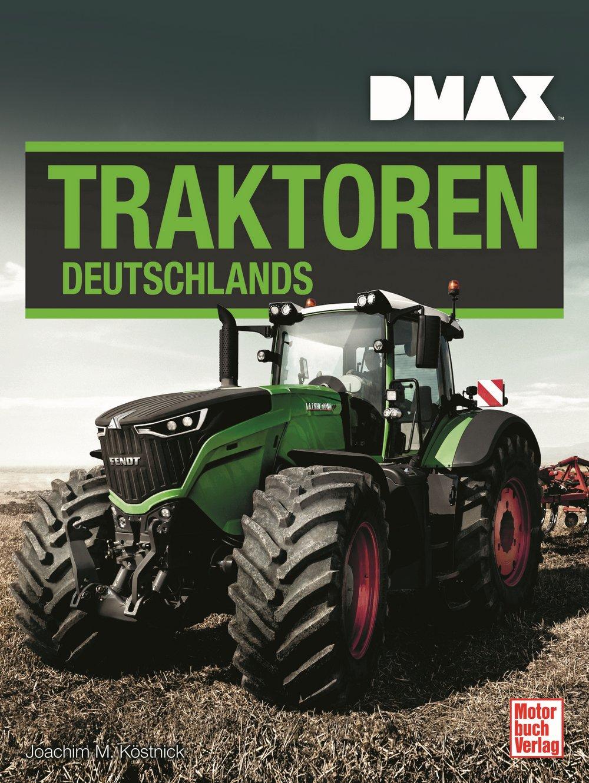 Boek: DMAX Traktoren Deutschlands