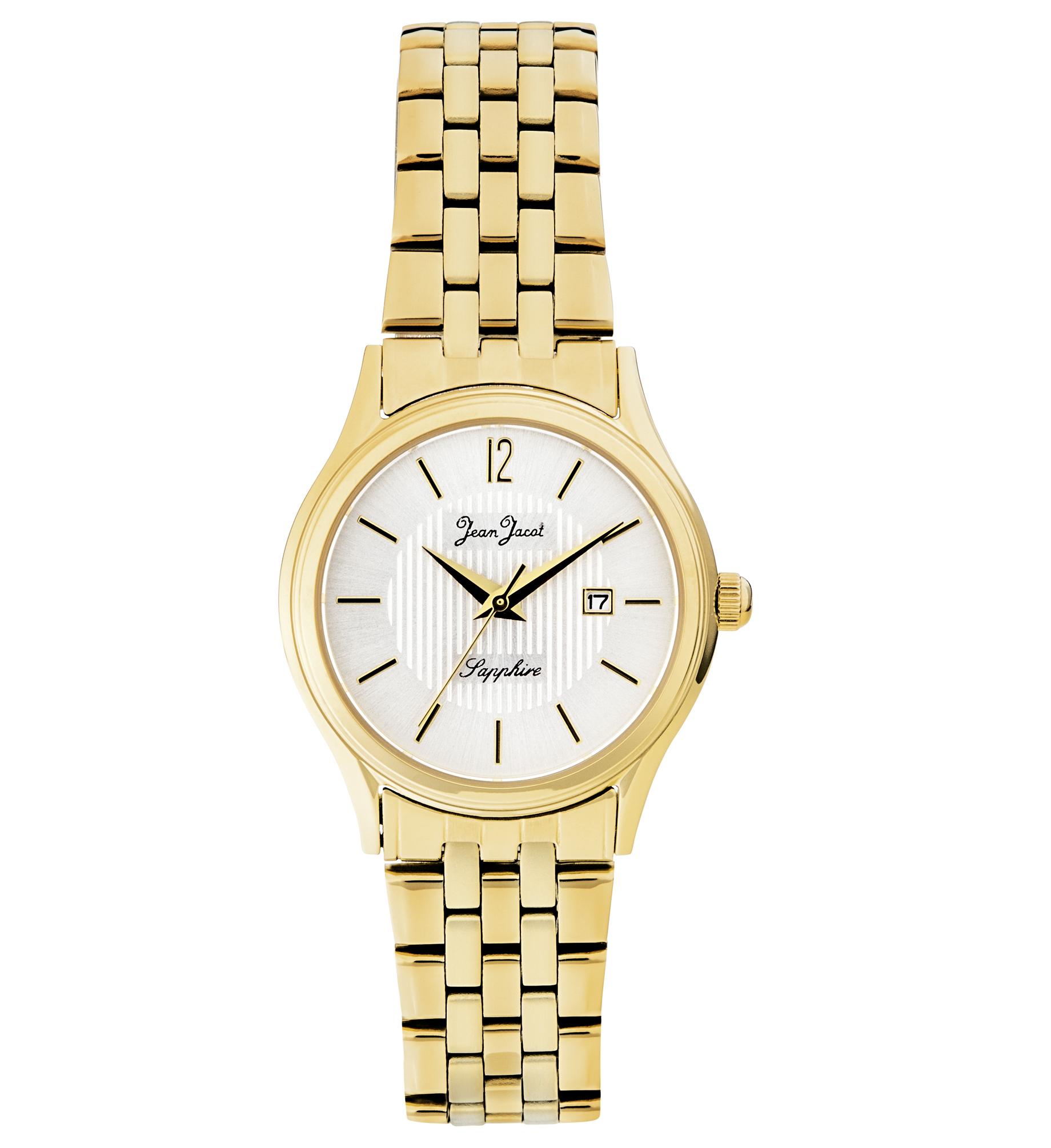 Jean Jacot Damen-Armbanduhr