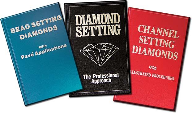 boek Channel Setting Diamonds
