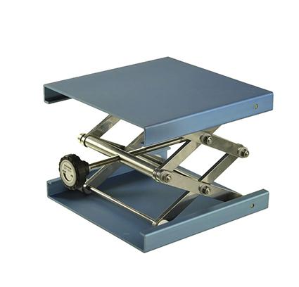 Scherentisch, Aluminium eloxiert, 5kg Tragkraft