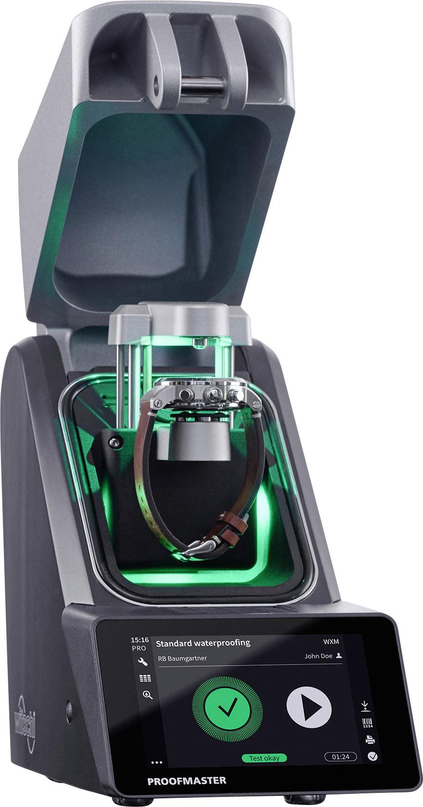 WD-Prüfgerät Proofmaster G2 Pro Witschi